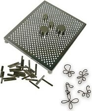 Deluxe Thing-a-ma-Jig Wire Bending Jig Aluminum Base