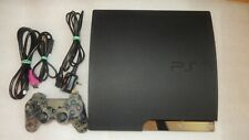 Sony PlayStation 3 PS3 Slim 160GB Consola (CECH - 2503A) Firmware 3.55 160GB PS3