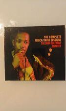 COLTRANE JOHN QUARTET -THE COMPLETE AFRICA / BRASS SESSIONS - DIGIPACK  2 CD