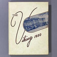 North Side High School Yearbook - THE 1950 VIKING - Denver, Colorado
