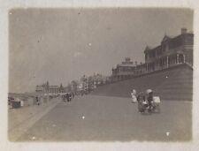 Ostende Dunkerque 8 petites photos amateur 1917