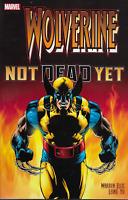 Wolverine: Not Dead Yet by Warren Ellis & Leinil Yu 2013 TPB Marvel OOP