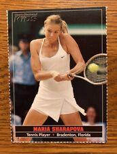 MARIA SHARAPOVA Sports Illustrated for Kids RC Rookie #416