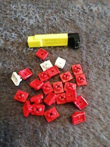 PLAYMOBIL Accessoire clips de fixation +clé