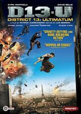District B13-Ultimatium DVD