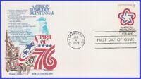USA #1432 U/A FLEETWOOD FDC   American Revolution Bicentennial