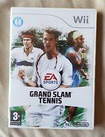 Nintendo Wii game - Grand Slam Tennis + instructions