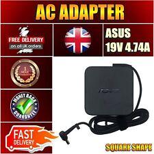 ORIGINAL ASUS W5F NEW 19V 4.74A 90W NOTEBOOK AC ADAPTOR POWER SUPPLY UNIT