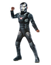 """War Machine Kids Dlx Muscle Chest Costume,Large,Age 8 - 10 years,HEIGHT 4' 8""""-5'"""