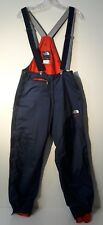 The North Face Extreme Gore tex Full Side Zip Ski Snowboard Pants Woman's 28x28