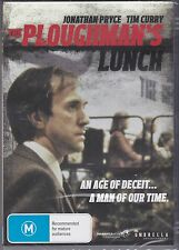 THE PLOUGHMAN'S LUNCH - Jonathan Pryce, Tim Curry, Rosemary Harris - DVD - NEW