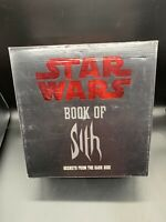 Star Wars Book Of Sith Secrets From The Dark Side. MISSING BOOK / NEEDS REPAIR