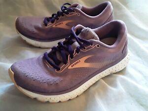 Womens Brooks Glycerin 18 Size 8 B Running Walking Training Max Cushion