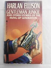 Gentleman Junkie - Harlan Ellison vintage Ace Books PB 1983