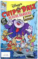 CHIP 'N' DALE RESCUE RANGERS #1, NM+, Walt, 1st Disney, 1990, more in store
