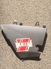 1982 Yamaha XT 125 Right Side Heat Panel