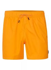 Topman Washed Orange Swim Shorts XXS-XS TD098 WW 04