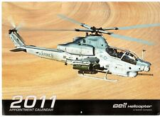 Bell Helicopters 2011 USA Market Calendar