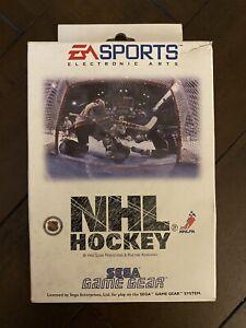 NHL HOCKEY SEGA GAME GEAR PAL *BRAND NEW*