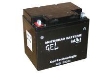 12 V 30ah Gel Power Batterie c60-n30-a (187 x 130 x 170 mm) pour tondeuse