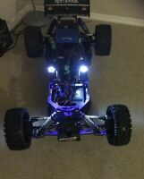 A Pair (2) Redcat Racing Front LED Lights/ Rampage DuneRunner