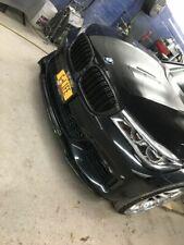 For BMW G11 G12 Front Sport bumper M valance Spoiler Splitter Chin Lip