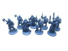 8pcs TOWN GUARDS 25mm (Tehnolog, hard plastic)