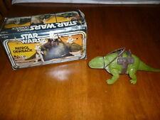 Star Wars Vintage Patrol Dewback Original Box!