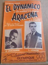 Pasos-dobles: El dynamico(Margelli)-Aracena(Rossetti)/ Editions Mus. Olympique