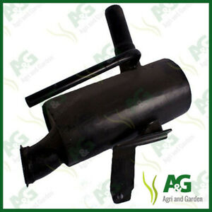 Silencer Exhaust Box 7840 8340 Turbo Models suits Ford New Holland Tractor