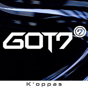 K-pop GOT7 SPINNING TOP Album CD+P.Book+Photo Card 2p+Poster Sealed JYP