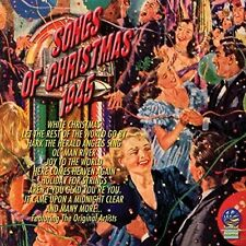 VARIOUS ARTISTS - SONGS OF CHRISTMAS 1945 [SOUNDS OF YESTERYEAR] NEW CD