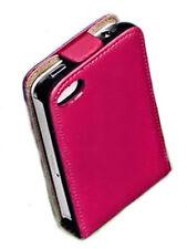 Handy Flip Tasche Cover Case Etui im Pink für Samsung i9300 Galaxy S3