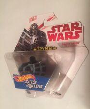 Hot Wheels/Star Wars -- Battle Rollers -- Darth Vader in TIE Fighter