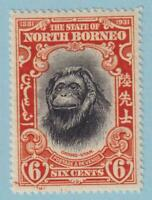 NORTH BORNEO 186  MINT HINGED  OG *  NO FAULTS EXTRA FINE !