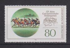WEST GERMANY MNH STAMP DEUTSCHE BUNDESPOST 1993 HOPPEGARTEN RACECOURSE SG 2517