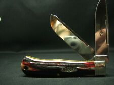 GREAT EASTERN NORTHFIELD CUTLERY #23 RED STAG TRAPPER 2011