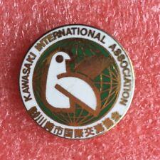 Pins KAWASAKI INTERNATIONAL ASSOCIATION Moto