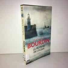 Francoise Bourdin LA PROMESSE DE L'OCEAN pocket n° 16227 POCHE 2015 - ZZ-4655