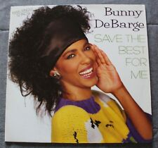 Bunny Debarge, save the best for me, Maxi Vinyl