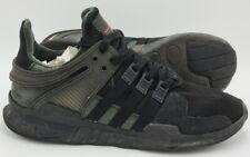 Adidas EQT Soporte ADV entrenadores BB1304 Negro Turbo UK9/US9.5/EU43