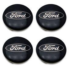 SET 4- FREE SHIPPING Ford Focus Edge Fiesta 6M21-1003 Wheel Center Caps Hubcaps