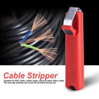 Self-Adjusting Wire Stripper for Cable Wire Copper Cutter Pliers Hand Tool WD