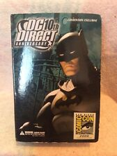 Batman DC Direct 10th Anniversary 2008 San Diego Comic-Con exclusive SDCC