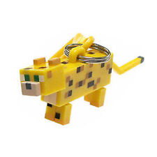 Minecraft Series 2 Oscelot Keyring Key ring Bag Hangers Mine Craft Toy Figures