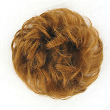 Hair Extension Scrunchie blond copper ref: 17 27 peruk