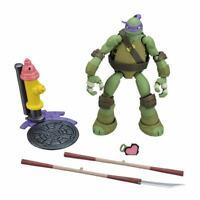 Kaiyodo Revoltech Teenage Mutant Ninja Turtles TMNT Donatello Action Figures Toy