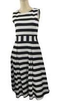 Dorothy Perkins Women's Round Neck Striped Dresses