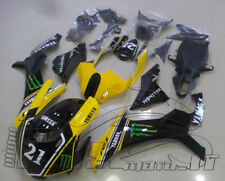 CARENE ABS YAMAHA R1 2015 2016 2017 PERSONALIZZABILI NUOVE KIT COMPLETO