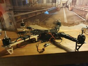 Quadcopter 500 Frame mit Motoren & weiteren Teilen